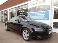 Audi TT Coupe 2.0T FSI S Tronic 2007 Full S/H £1770 added extras 1 Prev keeper