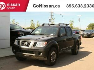 2015 Nissan Frontier PRO-4X 4x4 Crew Cab 126 in. WB, nav, sunroo