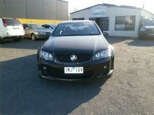2010 Holden Commodore VE MY10 SS Black 6 Speed Manual Sedan Traralgon Latrobe Valley Preview