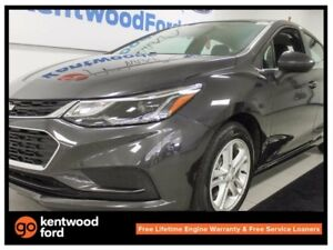 2017 Chevrolet Cruze LT- heated seats, back up cam. It's your ne