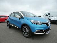 Renault Captur DYNAMIQUE MEDIANAV ENERGY DCI S/S (blue/cream) 2014-06-18