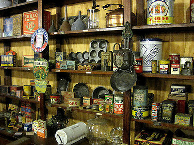 Hooterville General Store