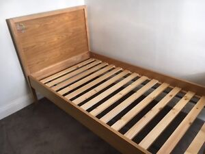 Single Bed Frame in Timber Eastwood Ryde Area Preview
