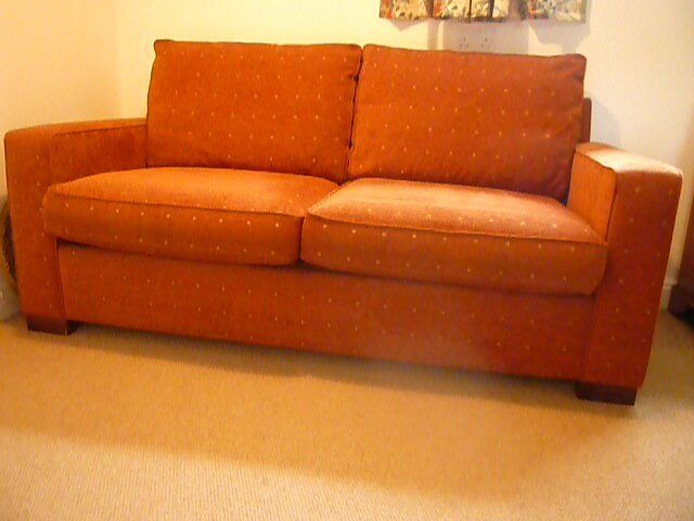 Alston Quality 3 Seater Sofa Bed In Cambridge