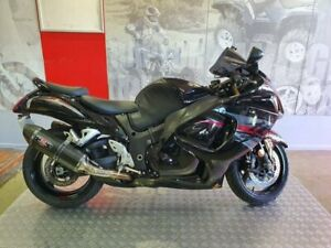 2012 Suzuki GSX1300RZ (Hayabusa) Moorooka Brisbane South West Preview