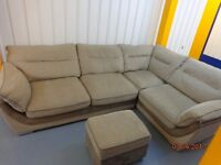 Harveys corner sofa.