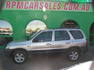 2004 Mazda Tribute MY2004 Limited 4 Speed Automatic Wagon Nailsworth Prospect Area Preview