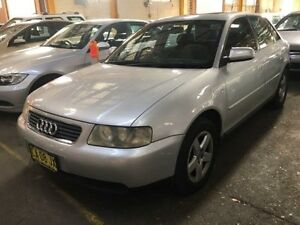 2002 Audi A3 1.8 Silver 4 Speed Automatic Hatchback Georgetown Newcastle Area Preview