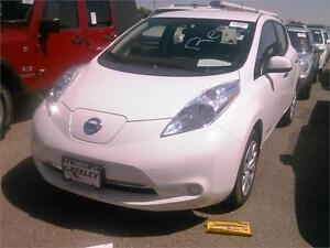2016 Nissan Leaf ONLY 476 MILES!