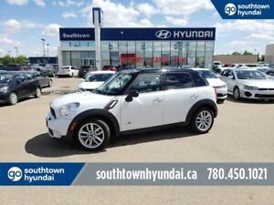 2014 MINI Cooper Countryman COOPER S ALL4/LEATHER/SUNROOF/HEATED
