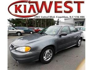 2003 Pontiac Grand Am SE1