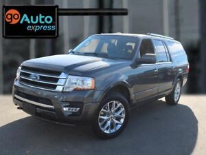 2017 Ford Expedition MAX LIMITED MAX, FULLY LOADED WITH LEATHER,