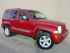 2010 Jeep Liberty Sport 4X4. Loaded! P.Sunroof!