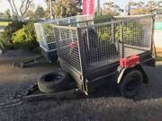 Cage trailer RENT Keysborough Greater Dandenong Preview
