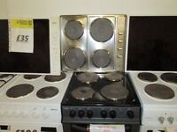 *ELECTRIC CERAMIC HOBS+FREE DELIVERY LOCALLY+VERY CLEAN+ALL WORKING+IN GREAT CONDITION*