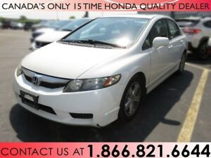 2009 Honda Civic Sdn SPORT | LOW PRICE | NO ACCIDENTS