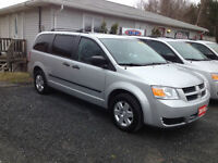 2010 Dodge Grand Caravan SE Minivan, REAR STOW AND GO