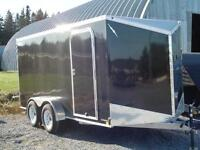 The Best Prices on Aluminum Enclosed Trailers!