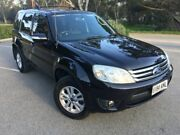 2008 Ford Escape Black Automatic Wagon Hahndorf Mount Barker Area Preview