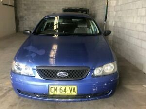 Ford Falcon perfect for backpackers! Hendra Brisbane North East Preview