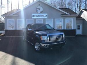2011 Ford F150 SUPER CREW XTR Package