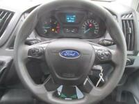 Ford Transit 350 L2 SINGLE CAB TIPPER 125PS EURO 5 DIESEL MANUAL WHITE (2015)