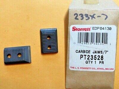 Starrett Pt23528 Adjustable Jaw Cut Nipper Pair7  In Stock -last One