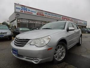 2007 Chrysler Sebring Sdn Touring sold as is