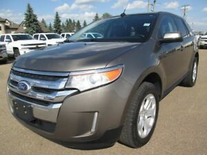 2013 Ford Edge SEL AWD- Leather-Navigation-Panaromic Sunroof-3.5