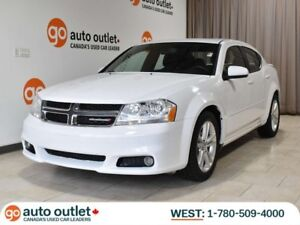 2012 Dodge Avenger SXT Auto, Heated Seats, Sunroof