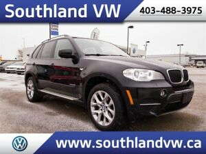 2013 BMW X5 35i **LEATHER-NAVIGATION-SUNROOF**