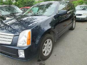 cadillac srx 2008 AWD full leather warranty