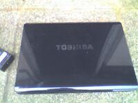 Toshiba Satellite P200 Laptop , Centrino, 1.50GHz, 2GB RAM, 160GB HDD - USED