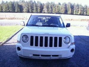 2009 Jeep VUS Patriot