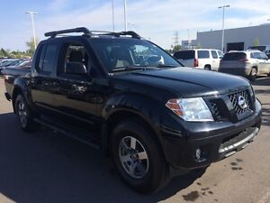2011 Nissan Frontier PRO-4X - LOW KMS!