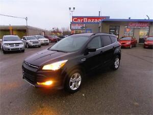2014 FORD ESCAPE SE 4 CYL BACKUP CAMERA BLUETOOTH EASY FINANCE