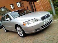 Volvo V70, 54 plate, Manual, 2.4 Turbo Diesel, Full MOT. £800 ono