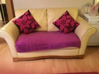 Free Reids 2/3 seater sofa. Sturdy sofa free to a good home. Pick up only before Monday 12th Dec.