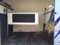 Vauxhall movano 3.5 tonne horsebox