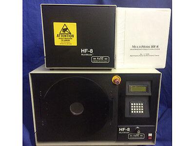 Axic Hf-8 Plasma System