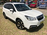 2016 Subaru Forester MY16 2.5I-L White Continuous Variable Wagon Dapto Wollongong Area Preview