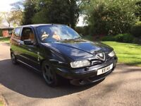 Exceptional Condition Rare Alfa Romeo 145 2.0 Cloverleaf For Sale Only 64k Miles