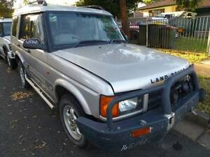 Land Rover Discovery Auto TD5 Call O45O199OO9 Doonside Blacktown Area Preview