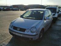 VW POLO 2004 1.9 TDI DIESEL LONG MOT GOOD RUNNER LOW MILEAGE