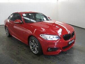 2014 BMW 220i F22 M SPORT Melbourne Red Sports Automatic Coupe Albion Brimbank Area Preview