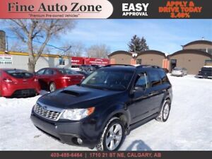 2011 Subaru Forester XT Limited Turbo  AWD Navi. Leather P.Roof