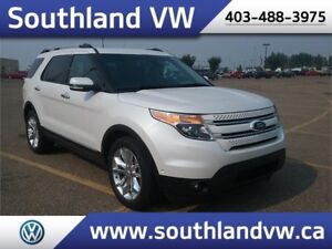 2014 Ford Explorer Limited   **LEATHER-NAV-SUNROOF**