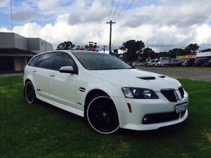 2010 Holden Commodore VE MY10 SS-V SE White 6 Speed Automatic Sportswagon Maddington Gosnells Area Preview