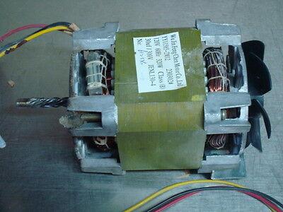 Fellows Powershred C-120 Drive Motor Assy Heavy Duty Paper Shredder