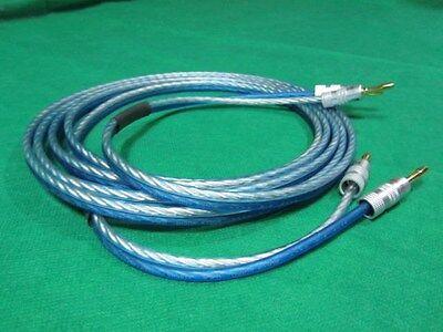 50 ft BULLZ AUDIO Cable, TRUE 12 Gauge Speaker Wire, 2 to 2